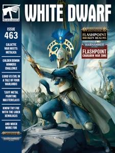White Dwarf 463 Book Cover