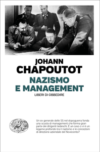 Nazismo e management Libro Cover