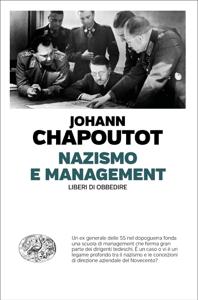 Nazismo e management Libro Cover