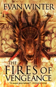 The Fires of Vengeance Book Cover