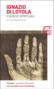 Esercizi spirituali Copertina del libro