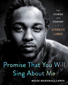 Promise That You Will Sing About Me Book Cover
