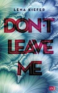 Don't LEAVE me Buch-Cover