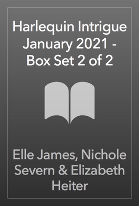 Harlequin Intrigue January 2021 - Box Set 2 of 2