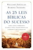 As 25 leis bíblicas do sucesso Book Cover