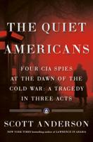 Scott Anderson - The Quiet Americans artwork