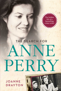 The Search for Anne Perry Book Cover