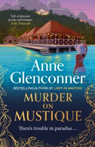 Murder On Mustique Book Cover