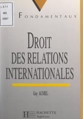 Droit des relations internationales