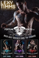 Fortune Riders Box Set - Books #1-3