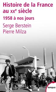 Histoire de la France au XXe siècle Couverture de livre