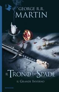 Il Trono di Spade - II. Il Grande Inverno Book Cover