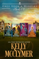Once Upon a Wedding Boxed Set (Books 1-4)