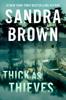 Sandra Brown - Thick as Thieves  artwork