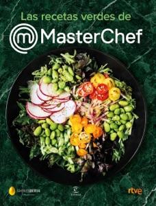 Las recetas verdes de MasterChef Book Cover
