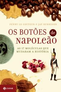Os botões de Napoleão Book Cover