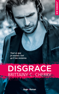 Disgrace Book Cover