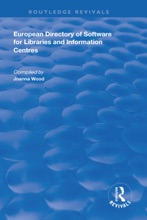 European Directory Of Software For Libraries And Information Centres