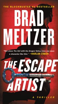 Brad Meltzer - The Escape Artist book
