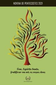 Novena de Pentecostes 2021 Book Cover
