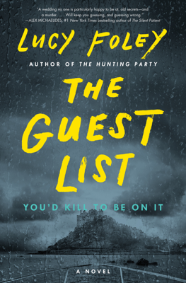 Lucy Foley - The Guest List book