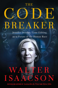 The Code Breaker Book Cover
