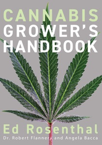 Cannabis Grower's Handbook Book Cover