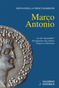 Marco Antonio Book Cover