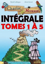 Charlie Mousse - Intégrale - Tomes 1 à 5