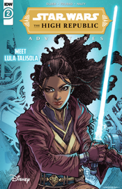 Star Wars: The High Republic Adventures #2