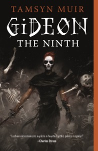 Gideon the Ninth Book Cover