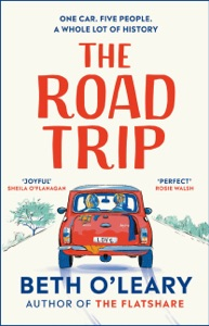 The Road Trip Book Cover