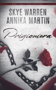 Prigioniera Book Cover