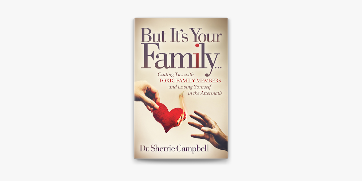 But It's Your Family . . .