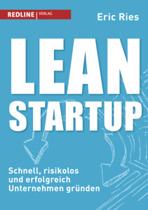 Lean Startup Buch-Cover