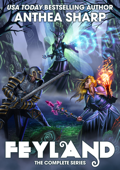 Feyland: The Complete Series Book Cover