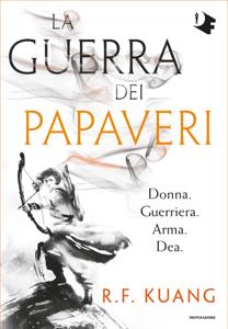 La guerra dei papaveri Copertina del libro