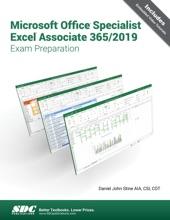 Microsoft Office Specialist Excel Associate 365/2019 Exam Preparation