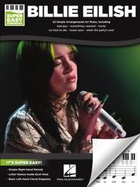 Billie Eilish - Super Easy Songbook PDF Download