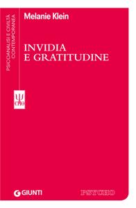 Invidia e gratitudine Libro Cover