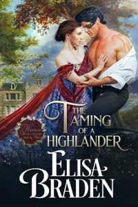 The Taming of a Highlander Book Cover