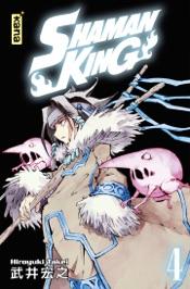 Shaman King Star Edition, tome 4