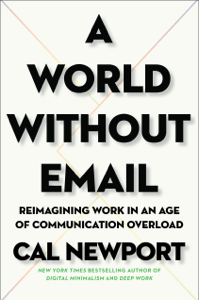A World Without Email Book Cover