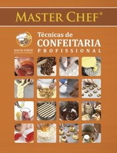 Master Chef Técnicas de Confeitaria Profissional de Mariana Sebess Capa de livro
