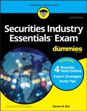 Securities Industry Essentials Exam For Dummies with Online Practice Tests