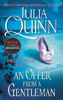 Julia Quinn - An Offer From a Gentleman book