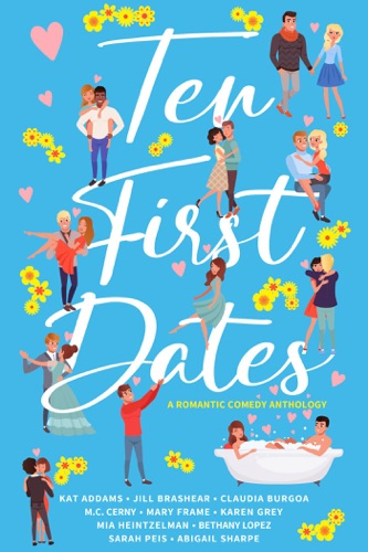Ten First Dates Book