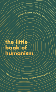 The Little Book of Humanism Boekomslag