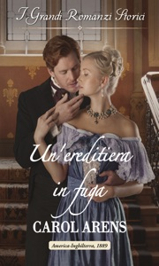 Un'ereditiera in fuga Book Cover