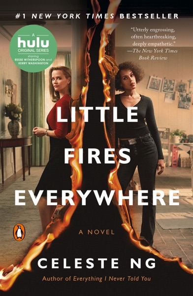 Little Fires Everywhere - Celeste Ng book cover